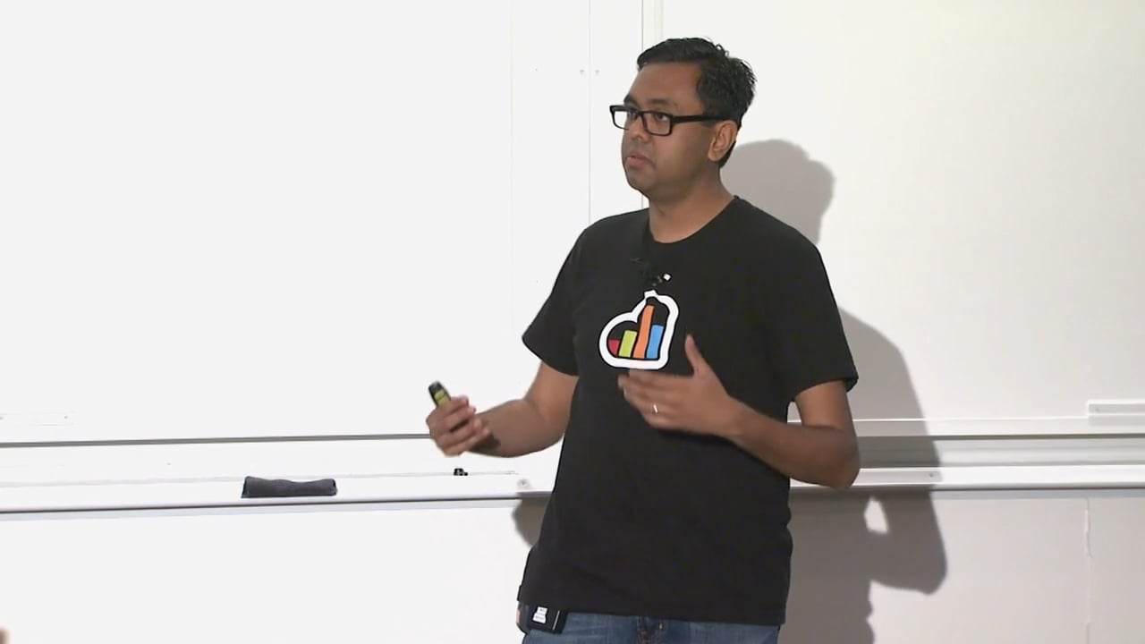 Hiten Shah, Founder of Kissmetrics