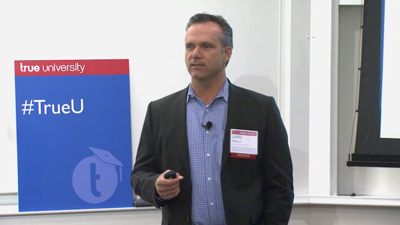 Lars Nilsson, VP of Field Operations at Cloudera