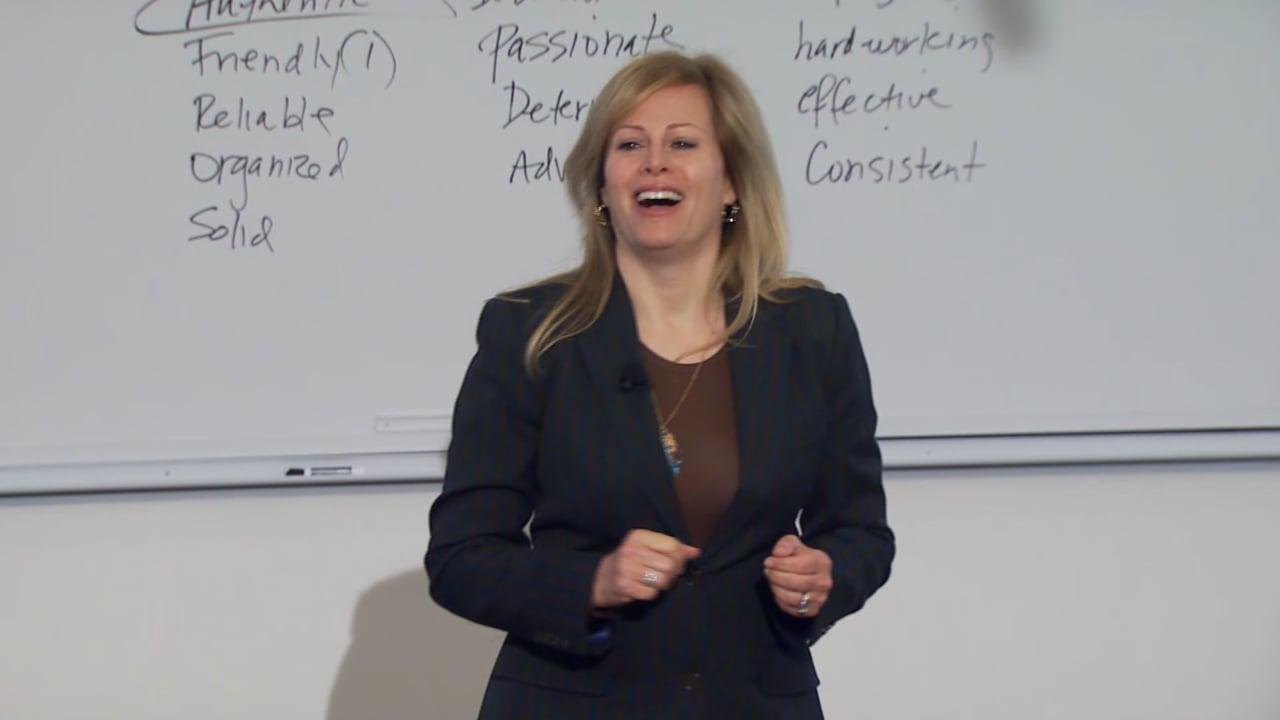 Allison Kluger, Stanford GSB