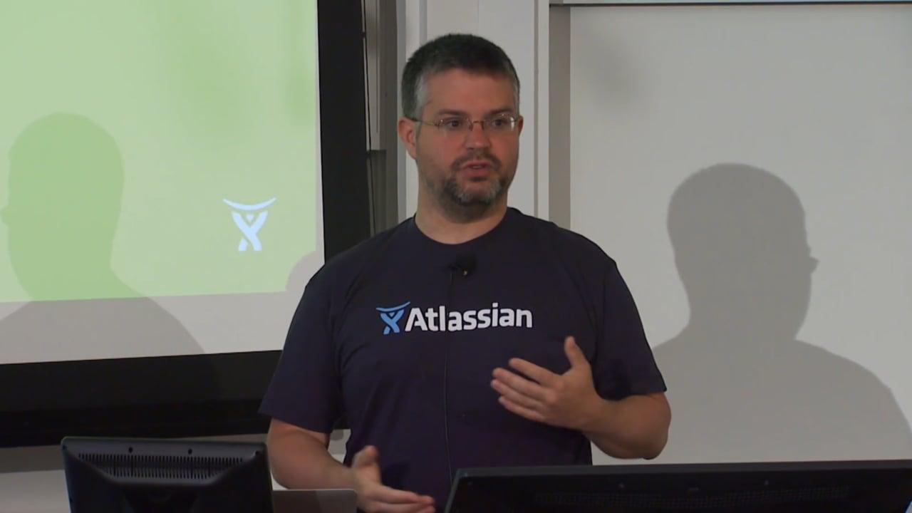 Dan Radigan, Atlassian