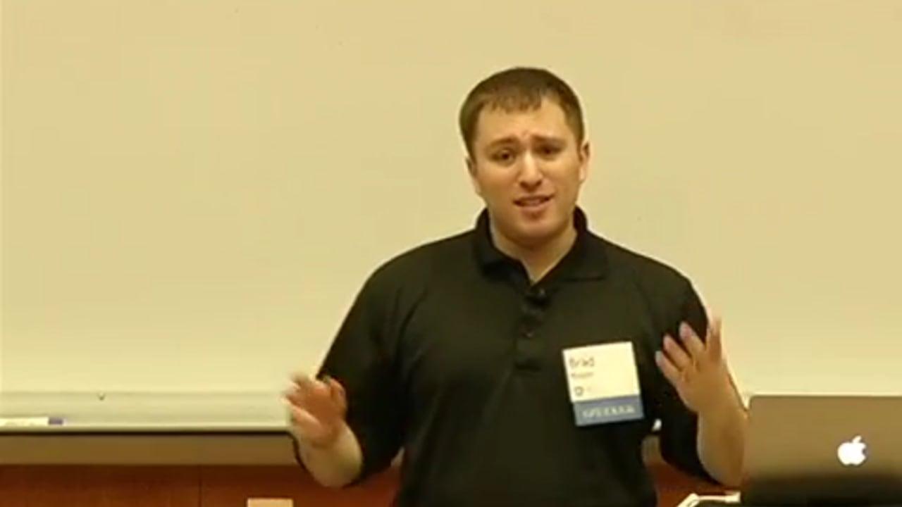 Brad Rosen, Yale