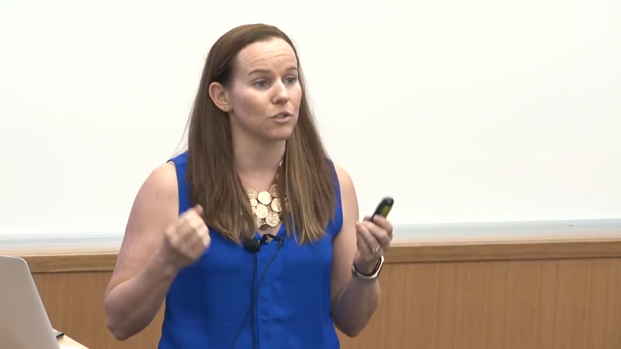 Kristina McMillan, VP of Research at TOPO