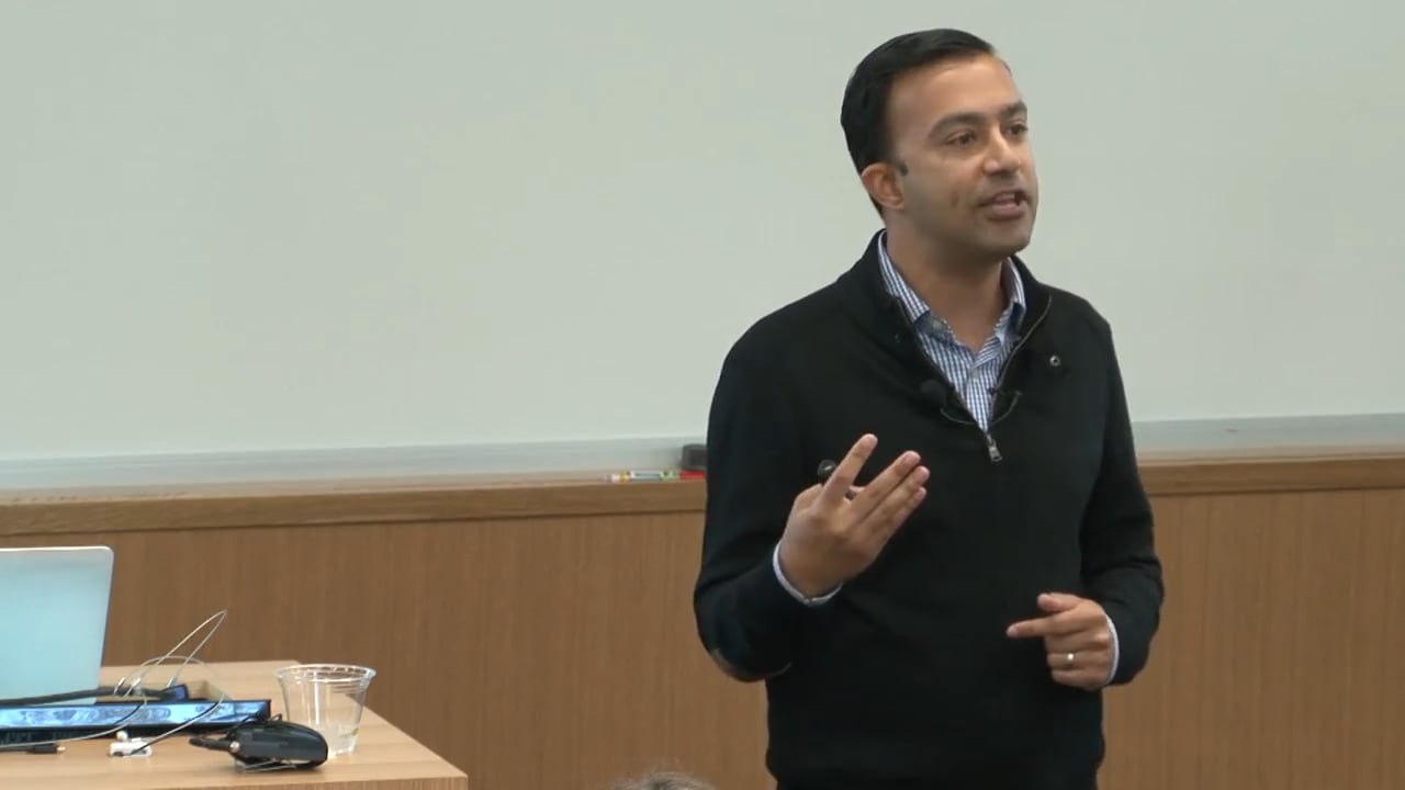 Sachin Rekhi, Founder and CEO of Notejoy