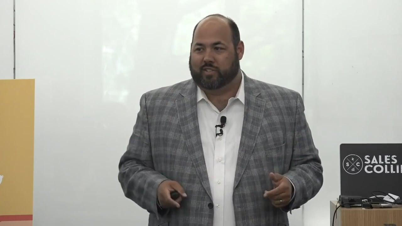 J. Ryan Williams, Founder of SalesCollider