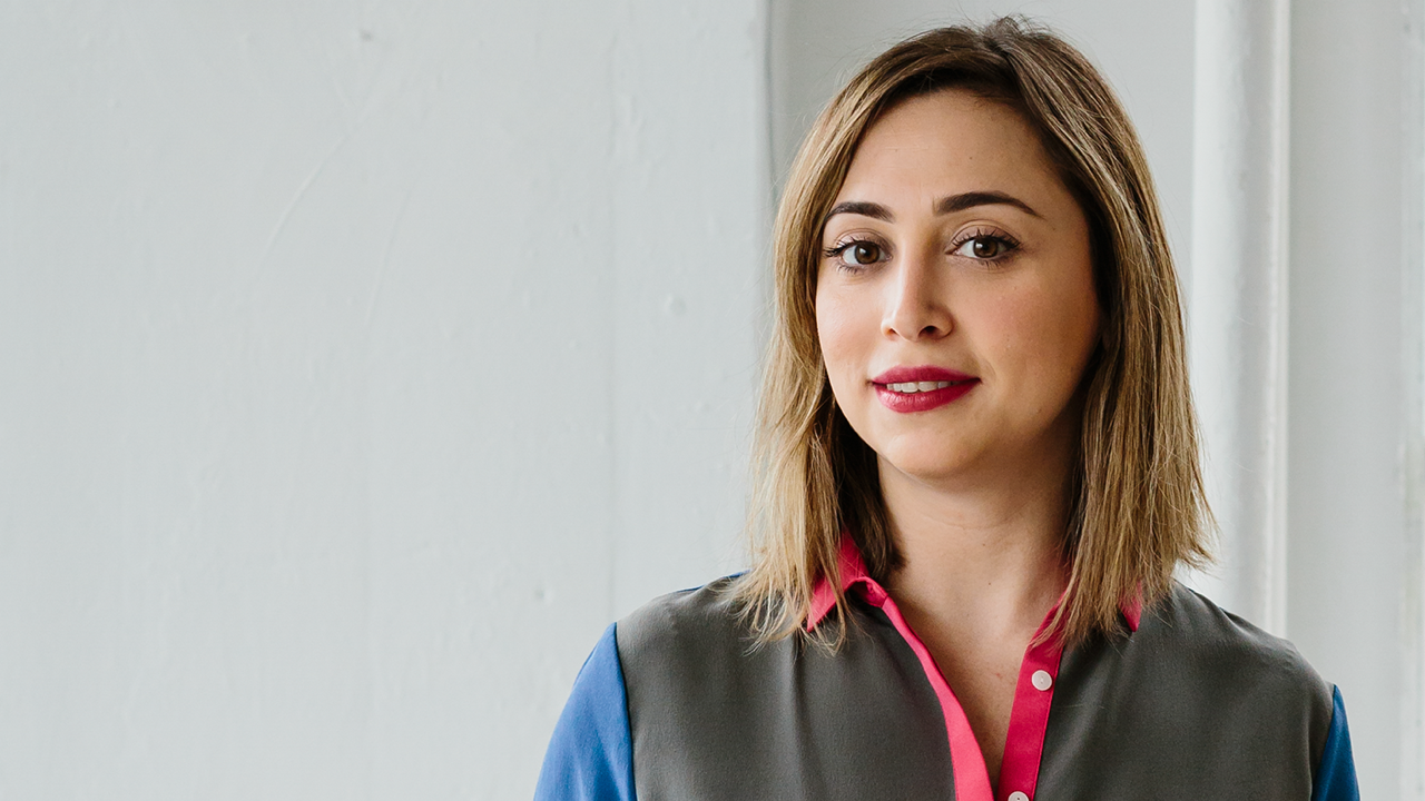 Ayah Bdeir of littleBits