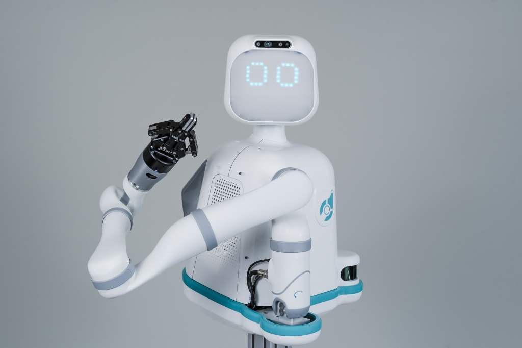 Moxi hospital robot