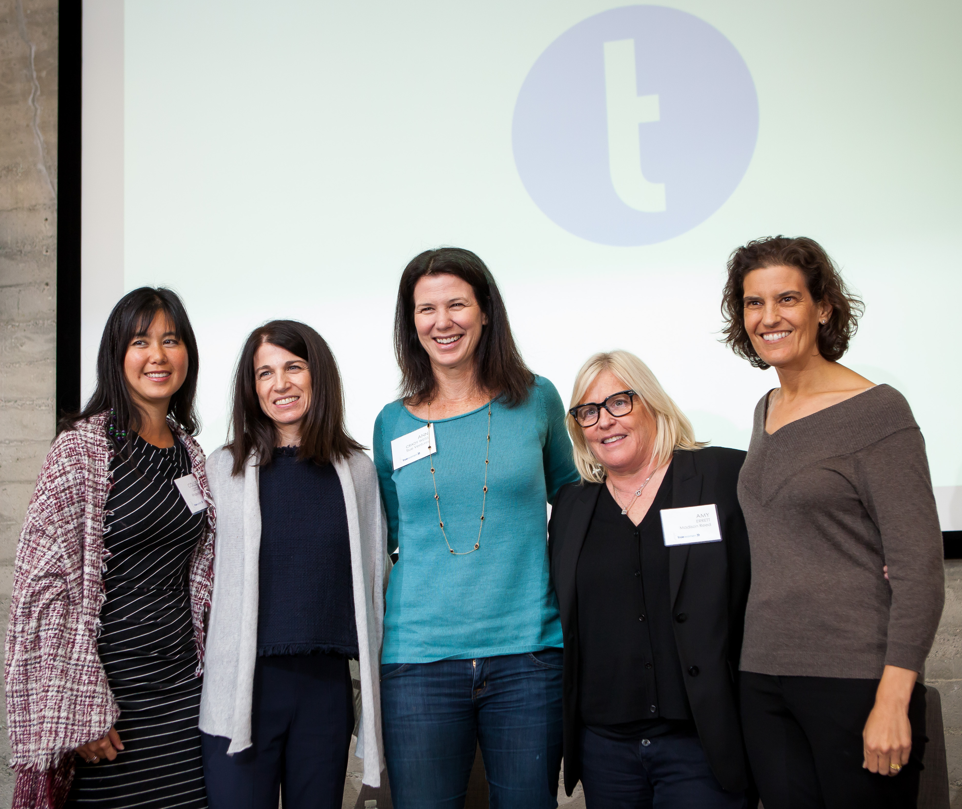 TrueWomen, Female Founders, True Ventures