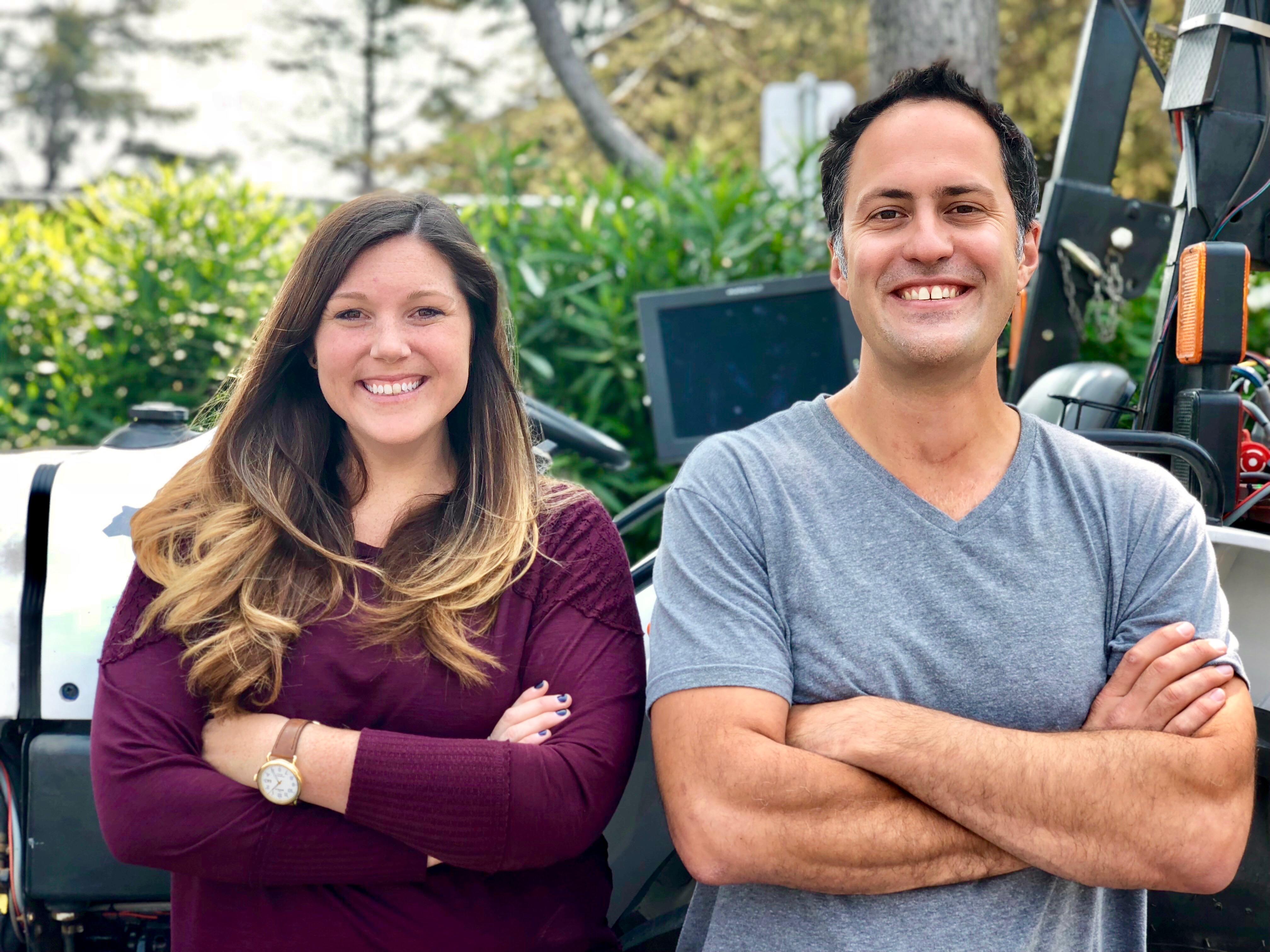 Aubrey Donnellan and Igino Cafiero