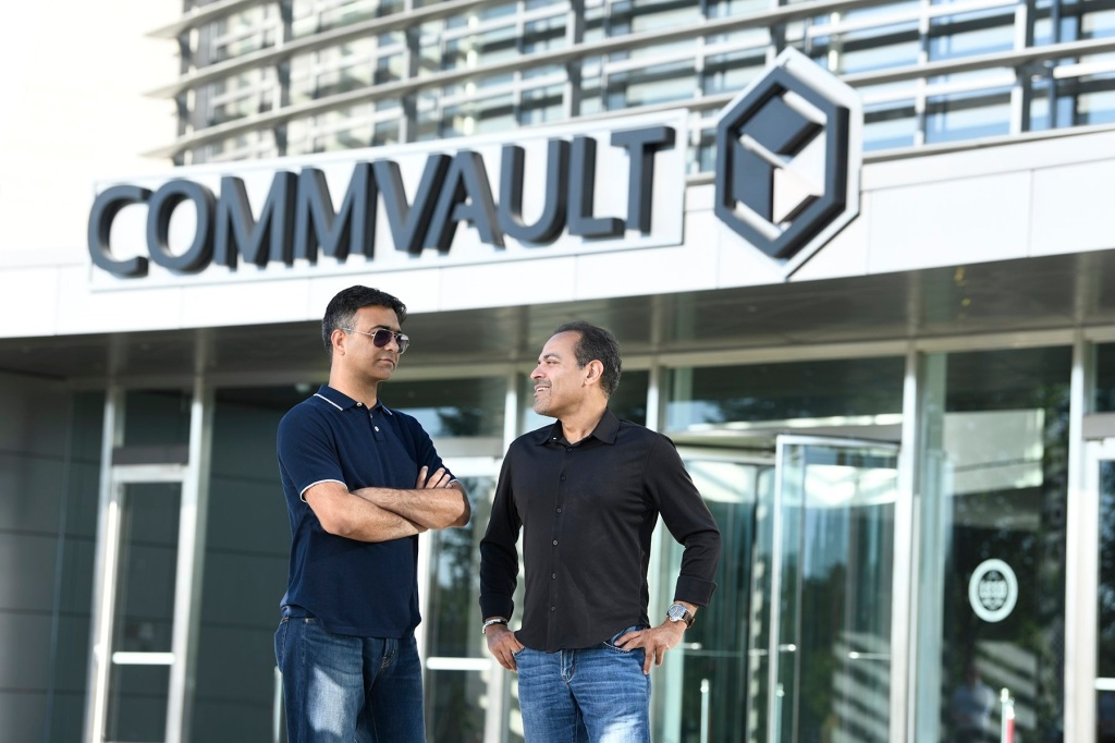 Commvault Hedvig Acquisition