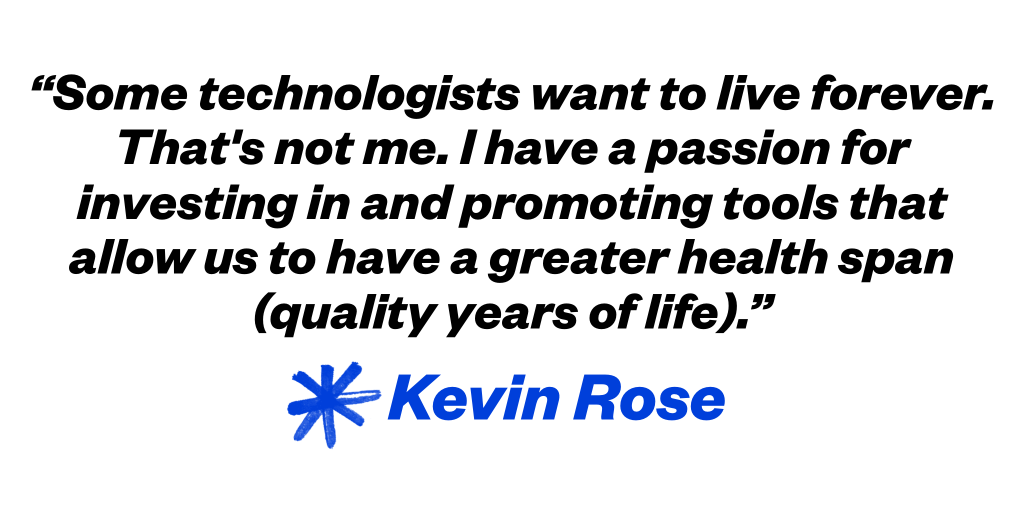 Kevin Rose on The True Blog