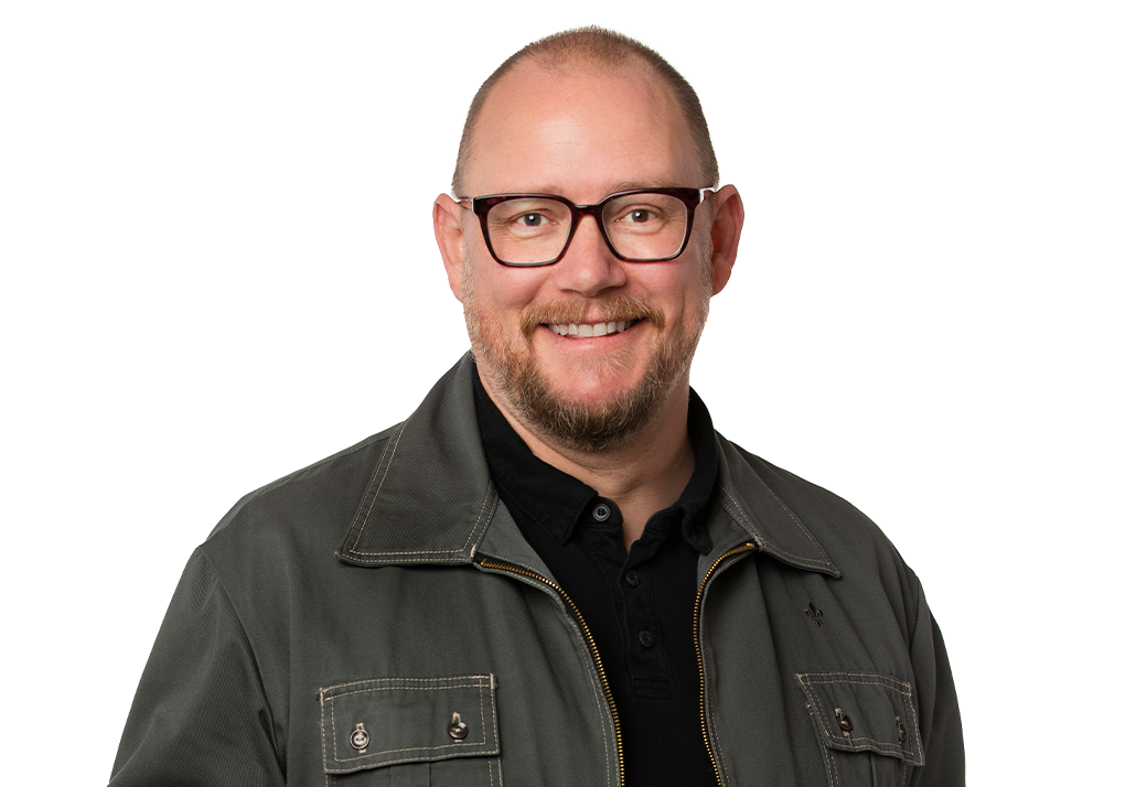 Bryan Mason, VP of Network