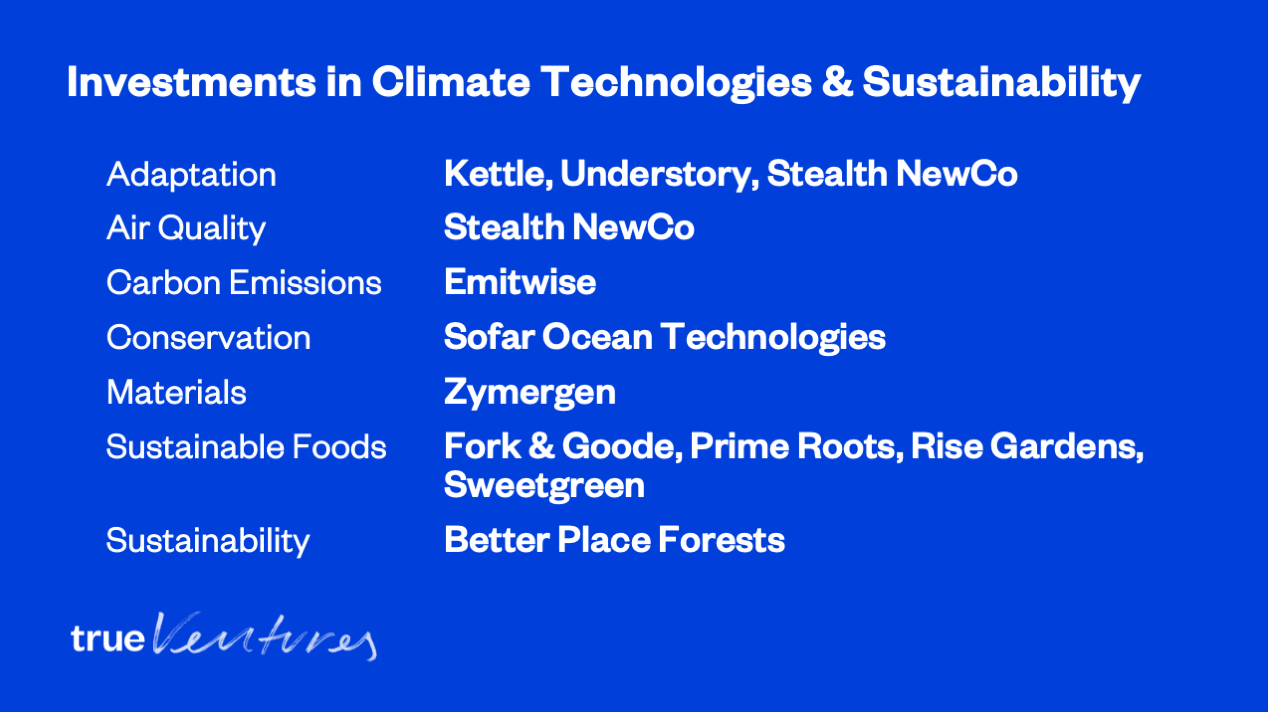 Climate Technologies