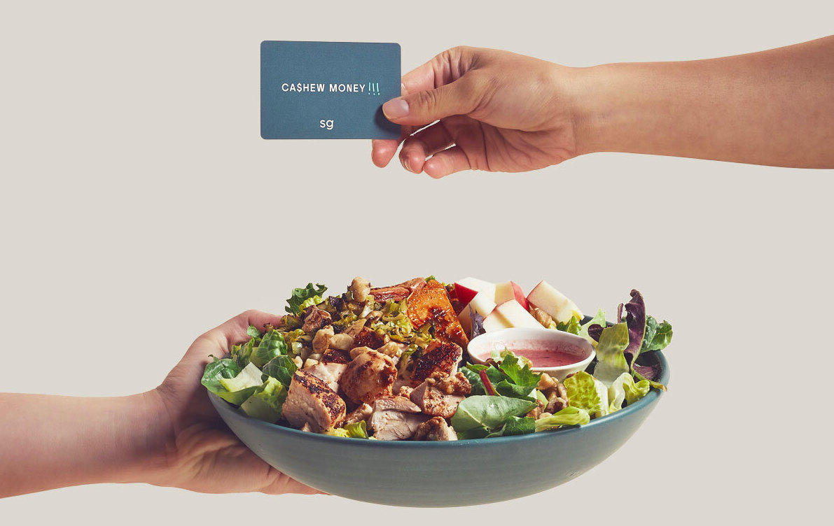 Sweetgreen Gift Card